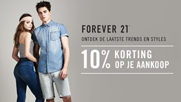 Student discount Forever 21