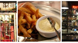 10% student discount at Friterie Par Hasard