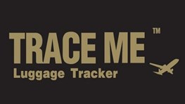 Trace Me Luggage Tracker korting