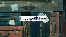 Studentenkorting bagage Luggage Free