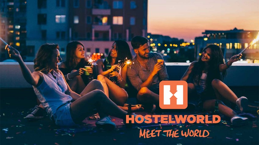Studentenkorting Hostelworld