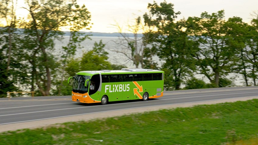 Discover Europe with the long-distance bus service from FlixBus!
