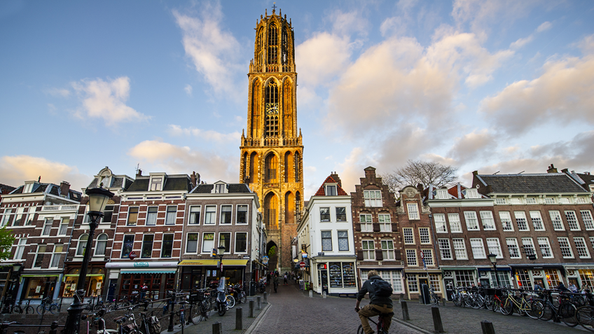 Student discount at the Dom Tower in Utrecht