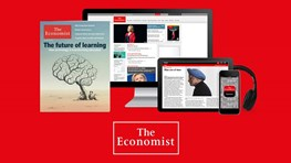 The Economist - korting