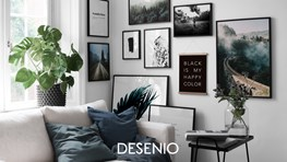20% discount on Desenio posters