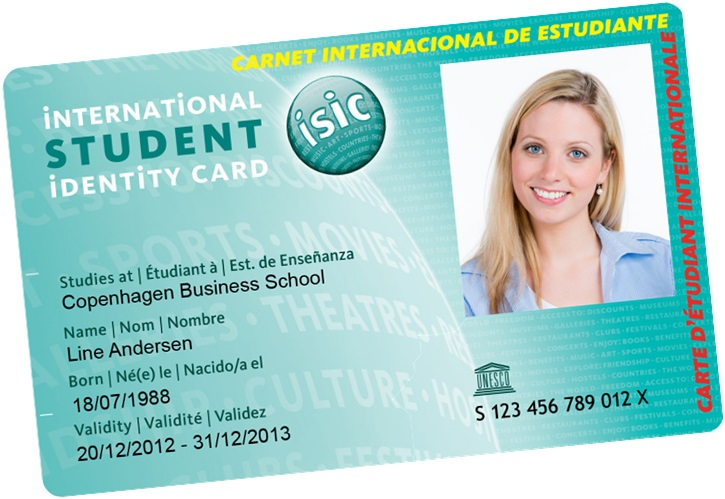 Identity Student Card Basket International -
