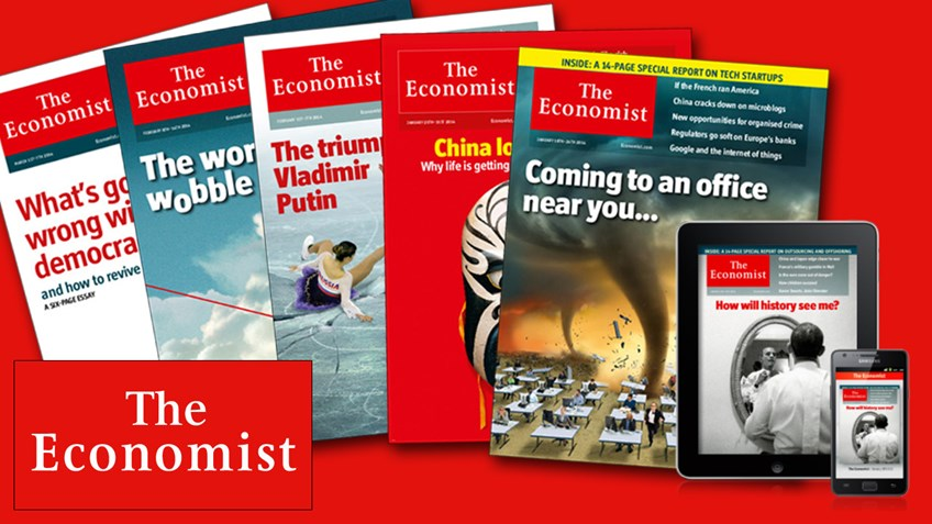 Student discount The Economist - International Student ...