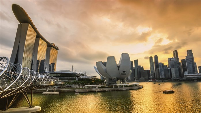 top 10 studentensteden Singapore