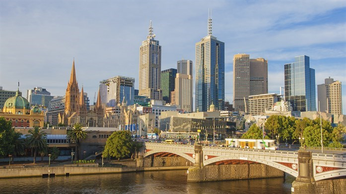 top 10 studentensteden Melbourne