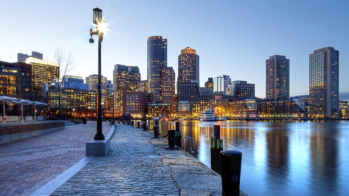 Top 10 studentensteden Boston